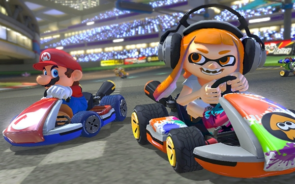 'Mario Kart 8 Deluxe,' switch gears