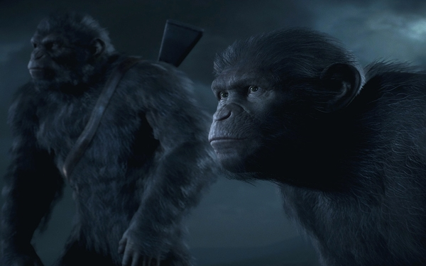 Preview: 'Planet of the Apes' game is the interactive movie evolved