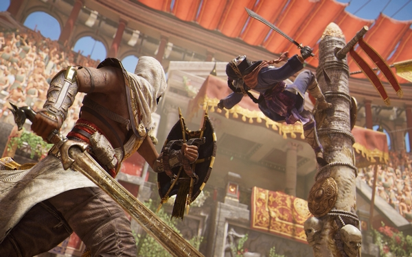 'Assassin's Creed: Origins' goes way back to bring series to future