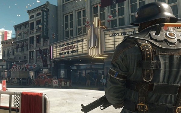 'Wolfenstein II: The New Colossus,' a bloody and unforgettable revolution