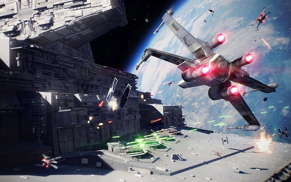 'Star Wars Battlefront II,' the dark side of gaming