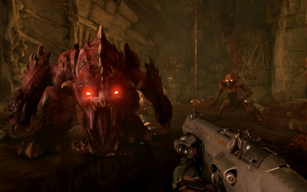'Doom' on Nintendo Switch, what a time to be alive