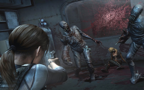'Resident Evil Revelations Collection,' old dog, new tricks