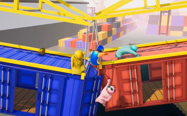 'Gang Beasts' is a royal fumble
