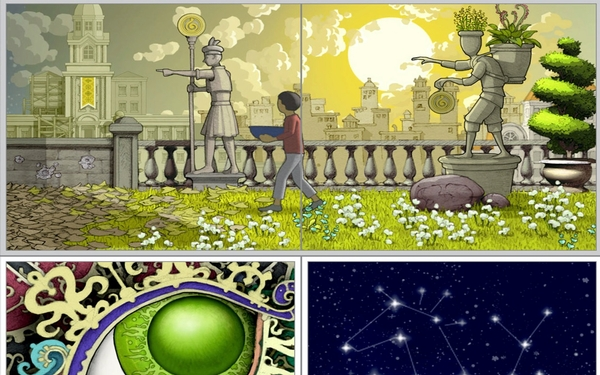 'Gorogoa' is as much a work of art as it is a puzzle game
