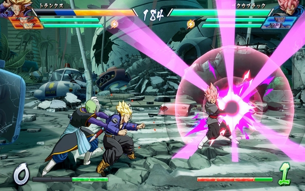 'Dragon Ball FighterZ' goes super Saiyan