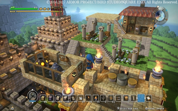 'Dragon Quest Builders' a perfect fit on Nintendo Switch