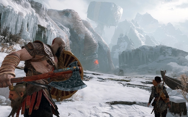 'God of War,' growing up, Kratos