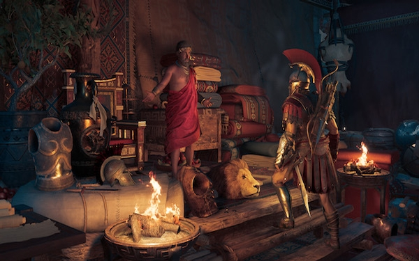 How exploration mode fixes the formula in 'Assassin's Creed Odyssey'