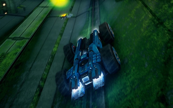 'GRIP: Combat Racing,' an unforgiving future