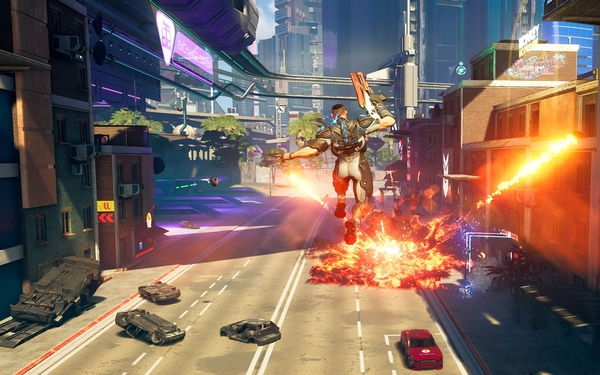 'Crackdown 3' shows that sometimes less is more