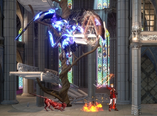 'Bloodstained: Ritual of the Night,' old-school cool