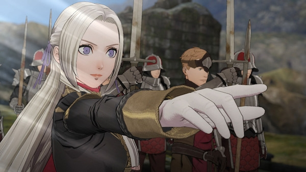 'Fire Emblem: Three Houses' is Nintendo at its most flirtatious