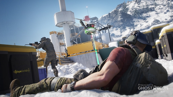 'Ghost Recon Breakpoint' refines co-op experience with the right group