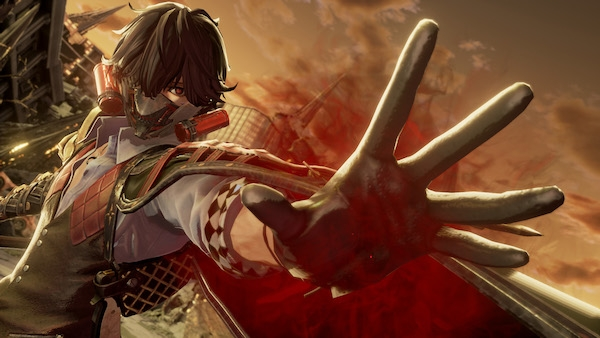 'Code Vein' is a gentler version of 'Dark Souls'