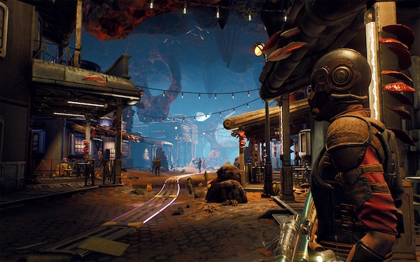 'Outer Worlds' offers a compelling satire for corporate times