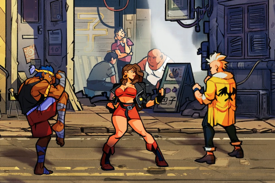 'Streets of Rage 4' does justice to cult beat-'em-up series