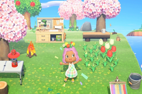 'Animal Crossing: New Horizons' is about sharing and annoying your loved ones