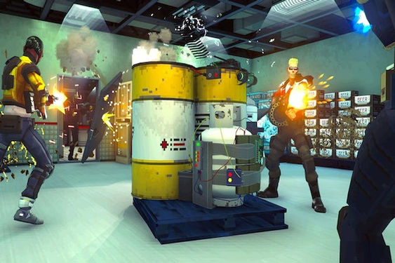 'Due Process' adds procedurally generated maps to keep tactical shooter fresh