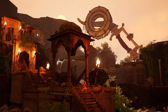 Discover the joy of a game that transports you into the mythologies of ancient India