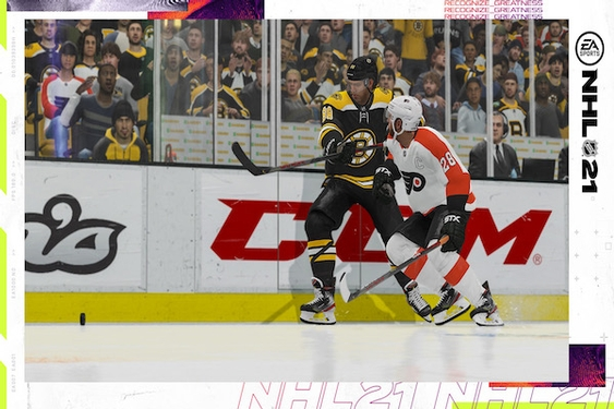 NHL 21 is the hockey video game you need right now