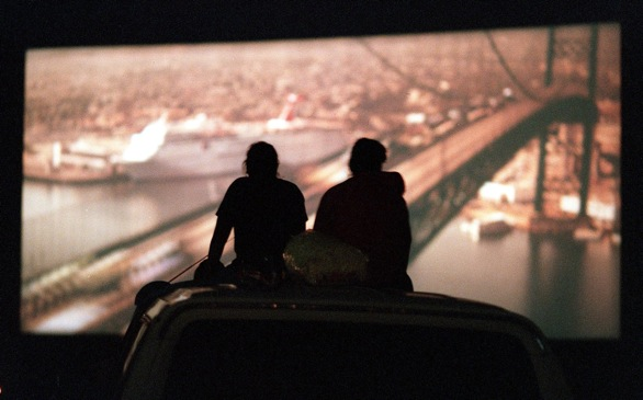Enjoy Your Summer Nights at These SoCal Drive-Ins