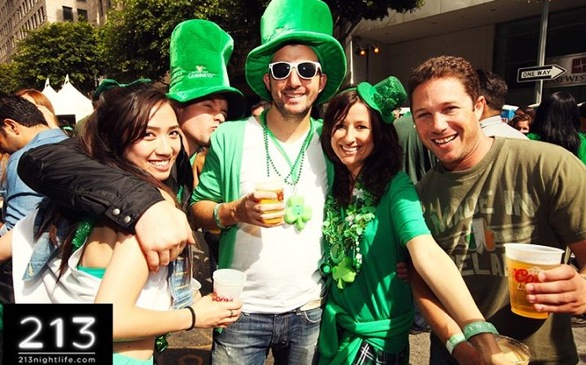 L.A. College Students' Guide to Celebrating St. Patrick's Day 2014