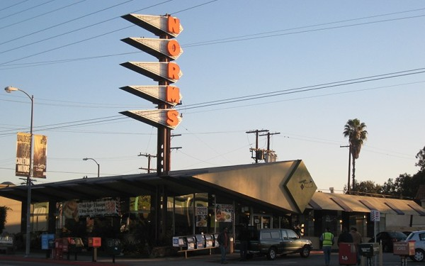 Retro Norms restaurant could become an L.A. monument