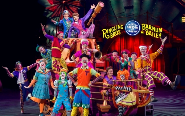 Ringling Bros. and how to clown around for a living