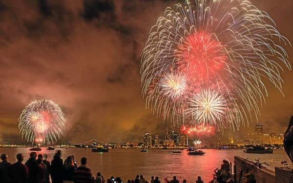 July 4th: Weekend destinations for fun and fireworks in Southern California