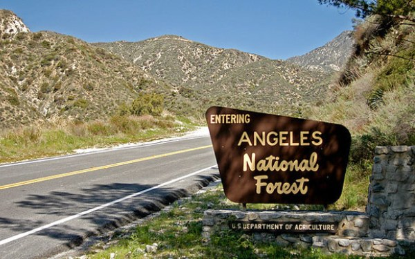 In the San Gabriel Mountains, they're asking: What national monument?