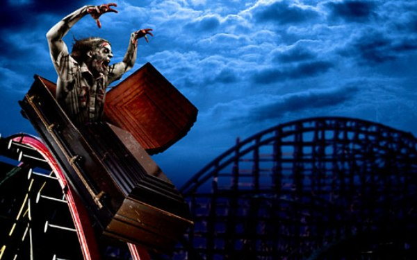 Six Flags Magic Mountain unveils Fright Fest 2015 mazes