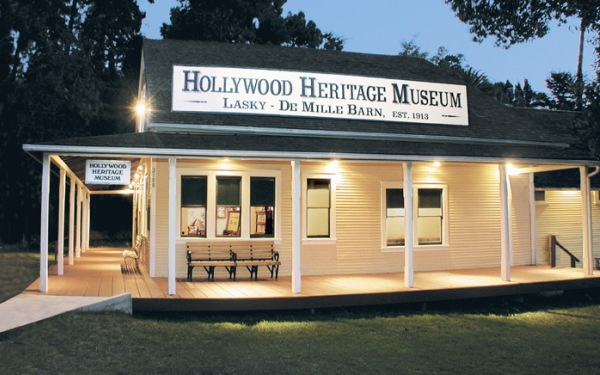 Hollywood Heritage volunteers preserve the Industry's earliest incarnation