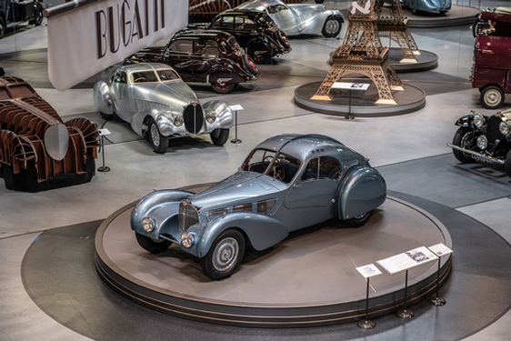 Mullin Automotive Museum Reopens on November 6, 2020 with New Weekend Hours