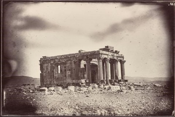 Getty Online Exhibition Explores Palmyra in Arabic and English