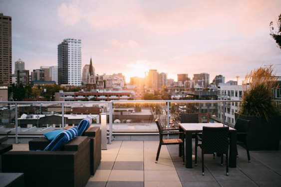 Host the Best Rooftop Party in Los Angeles