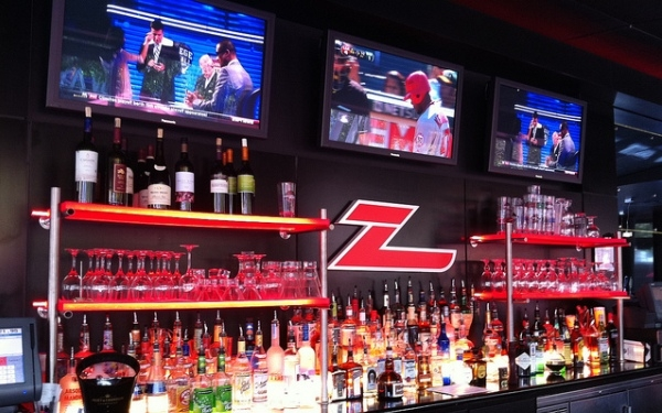 ESPN Zone Happy Hour