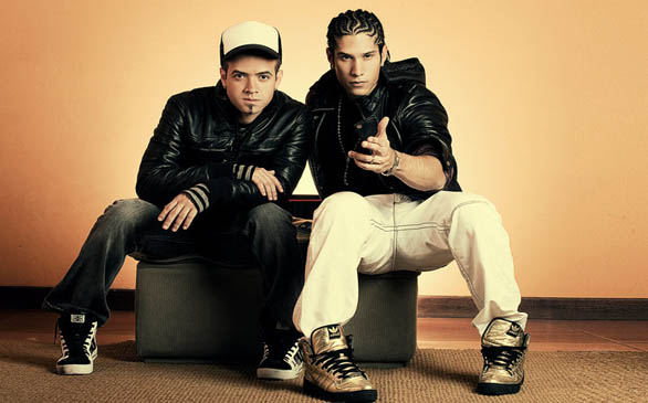 Provocative Venezuelan Duo Chino & Nacho Bring Flavor to L.A.