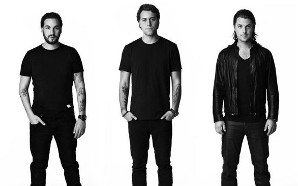 Swedish House Mafia Announce Live Show App for Masquerade Motel