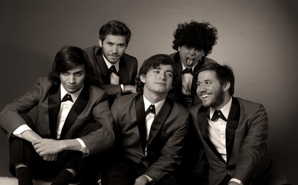 Four-Time Latin Grammy Nominee Los Mesoneros Balancing Music, College