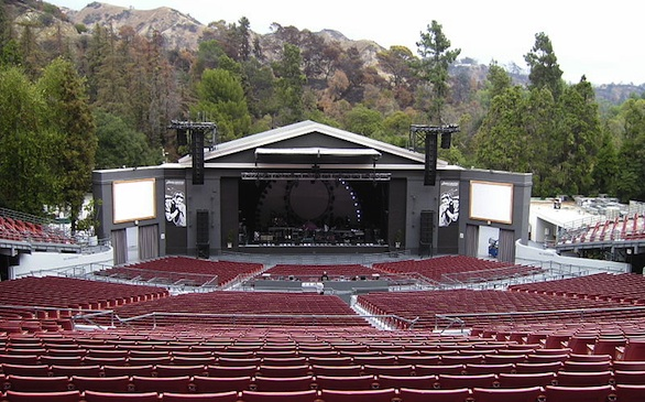 L.A.'s The Greek Theatre Named Best Small Outdoor Venue