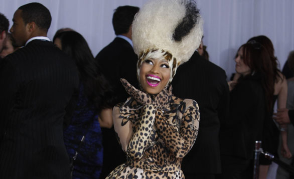 ABC apologizes for Nicki Minaj Wardrobe Malfunction