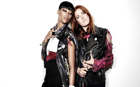Icona Pop's Aino Jawo Says,