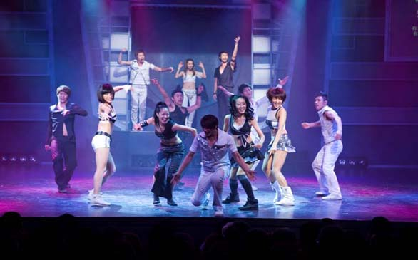 Korean Dance Musical to Debut in U.S.