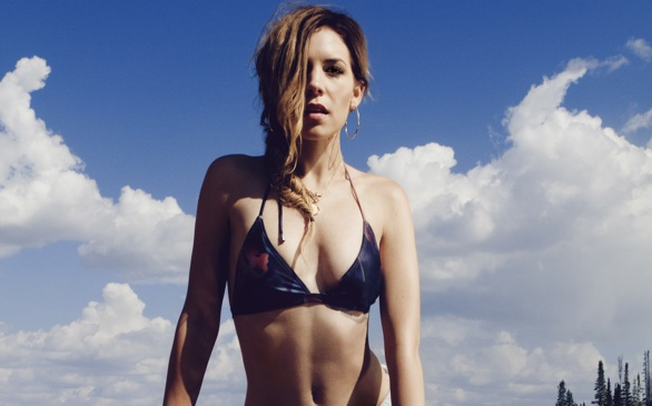 <i>Don't Look Down</i> on Skylar Grey - She's Headed Straight to the Top