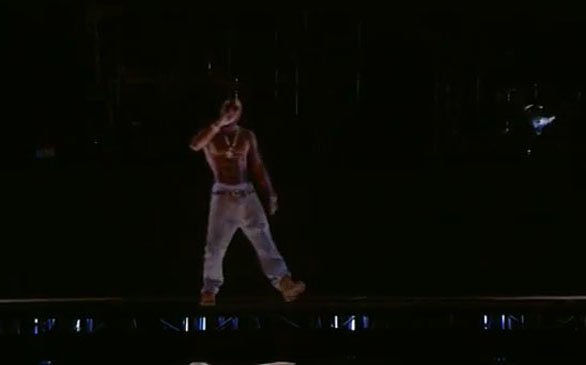 Tupac Hologram could go on Tour