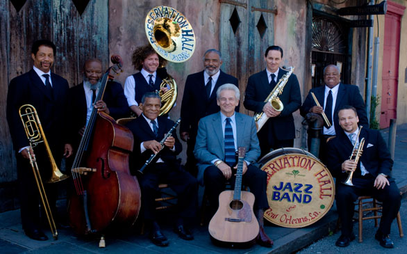 The Del McCoury Band and the Preservation Hall Jazz Band