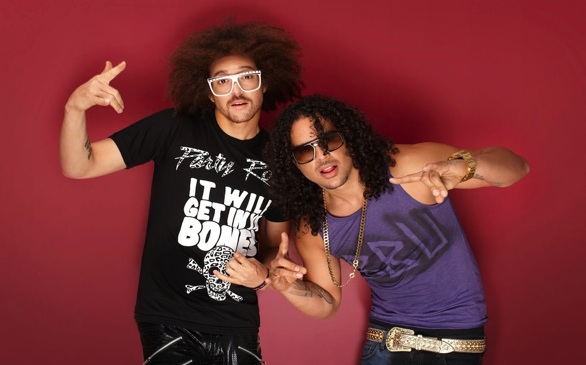 Get Ready to Party Rock with LMFAO