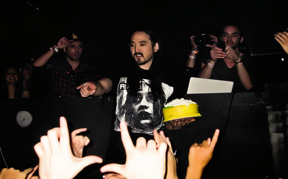 Musication Presents Steve Aoki
