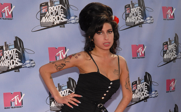 An Appreciation: Amy Winehous
